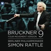 Album artwork for Bruckner: Symphony No 9 - Four Movement Version