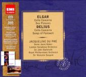 Album artwork for Delius / Elgar: Cello Concertos