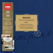 Album artwork for Mozart: Last Six Symphonies / Klemperer