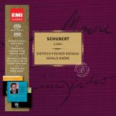 Album artwork for Schubert: Lieder / Fisccher Dieskau, Moore