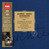 Album artwork for Dvorak, Grieg, Schumann Concertos / Richter