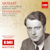 Album artwork for Mozart: Horn Concertos / Brain, Karajan