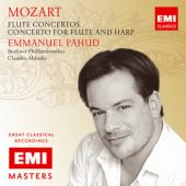 Album artwork for Mozart: Flute Concertos / Pahud