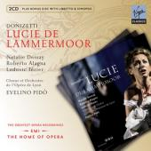 Album artwork for Donizetti: Lucie De Lammermoor / Dessay, Alagna