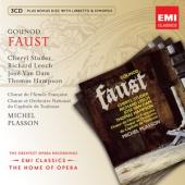 Album artwork for Gounod: Faust / Studer, Hampson, Van Dam, Plasson