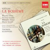 Album artwork for Puccini: La Boheme / Freni, Gedda, Schippers