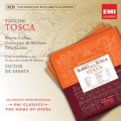 Album artwork for Puccini: Tosca / Callas, Gobbi, Di Stefano