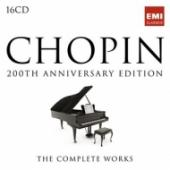 Album artwork for The Complete Chopin Edition: 200th Anniversary