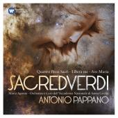 Album artwork for SACRED VERDI