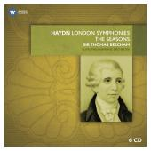 Album artwork for Haydn: Symphonies 93-104, Seasons / Beecham