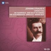 Album artwork for J.Strauss II: Operettas