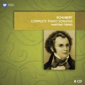 Album artwork for Schubert; Complete Piano Sonatas / Tirimo