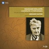 Album artwork for Vaughan Williams: Complete Symphonies / Haitink