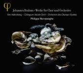 Album artwork for Brahms: Works for Chorus & Orchestra
