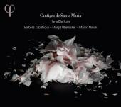 Album artwork for Cantigas de Santa María / Hana Blazikova