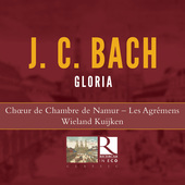 Album artwork for J.C. Bach: Gloria in excelsis, W. E4