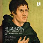 Album artwork for Ein Feste Burg - Luther and Reformation Music / Vo