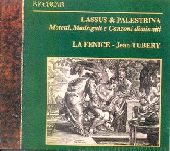Album artwork for LASSUS & PALESTRINA: MOTETTI, MADRIGALI E CONZONI
