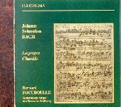 Album artwork for Johann Sebastian Bach:  Leipziger Chor�le