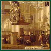 Album artwork for Dieterich Buxtehude:  The Organ Works