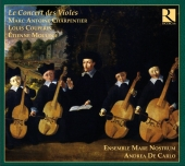 Album artwork for Les Concert des Violes / Ensemble Mare Nostrum