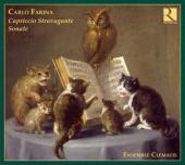 Album artwork for Farina: Capriccio Stravagante / Sonate