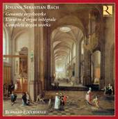 Album artwork for J.S. Bach -  Complete Organ Works (Foccroulle)