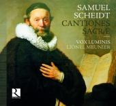Album artwork for Samuel Scheidt: Cantiones Sacræ