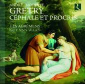 Album artwork for Grétry: Céphale et Procris