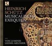 Album artwork for Schutz: Musicalische Exequien