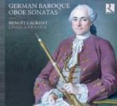Album artwork for German Baroque Oboe Sonatas