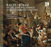 Album artwork for Bach - Böhm: Music for Weddings