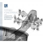 Album artwork for T.Vitali: Ciaconna, G. Vitali: Partite