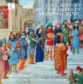 Album artwork for Love, Revelry & The Dance in Mediaeval Music