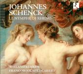 Album artwork for Schenck: Le Nymphe di Rheno