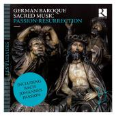 Album artwork for Passion-Resurrection: German Baroque Sacred Music