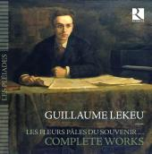 Album artwork for Guillaume Lekeu: Complete Works