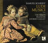 Album artwork for Scheidt: Ludi musici (Excerpts)