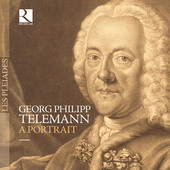 Album artwork for Telemann: A Portrait (8CD)
