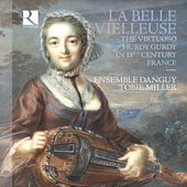 Album artwork for La belle vielleuse: The Virtuoso Hurdy Gurdy in 18