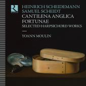 Album artwork for Scheidemann & Scheidt : Selected Harpsichord Works