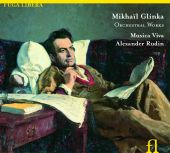 Album artwork for Mikhail Glinka: Orchestral Works