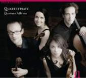 Album artwork for Quatuor Alfama - Quartettsatz