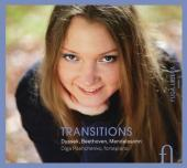 Album artwork for Dussek, Beethoven, Mendelssohn: Transitions