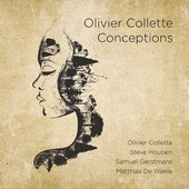 Album artwork for CONCEPTIONS