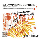 Album artwork for SYMPHONIE ESPAGNOLE
