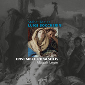 Album artwork for STABAT MATER