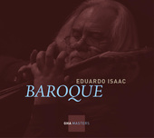 Album artwork for BAROQUE / Eduardo Isaac