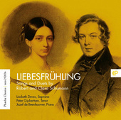 Album artwork for LIEBESFRÜHLING / Duets for Voice