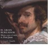 Album artwork for The Great Seducer - Music for the myth of Don Juan